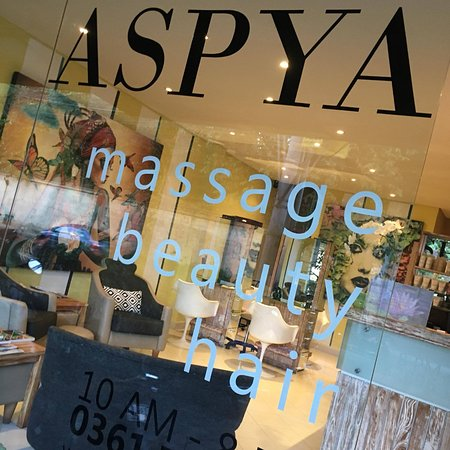 Aspya Massage Beauty Hair