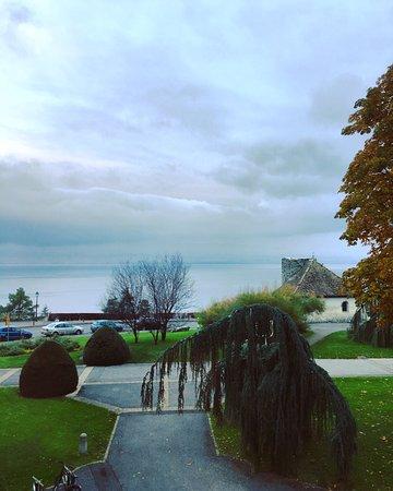 Ibis Thonon Evian : vue lac