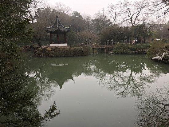 Taicang, China: Yanshan Garden