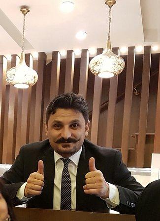 Mr.Ramazan - heart warming service