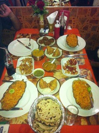 Noori India The Best Indian Restaurant I Ate In Thailand High Level Food Quick