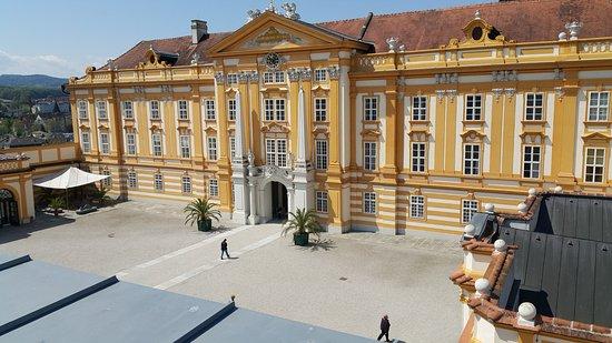 Melk, Austria: Haupteingang