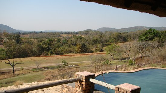 Lions Rock Golf Lodge: View from Deck