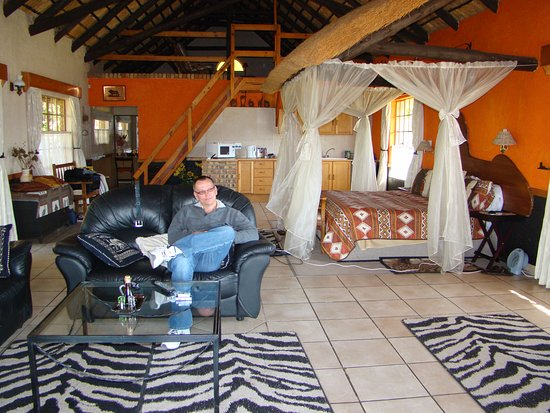 Lions Rock Golf Lodge: Chalet
