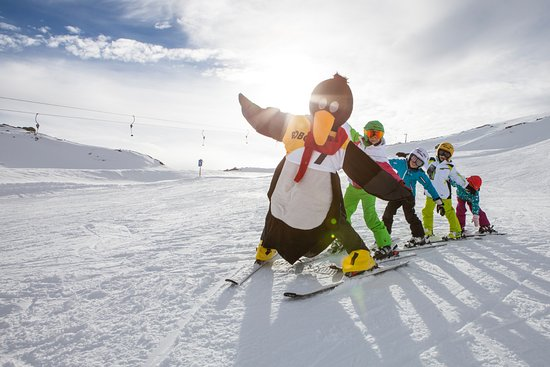 TOP Skischool Ellmau