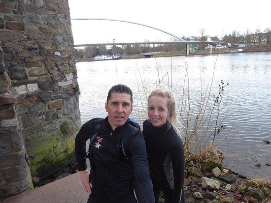 Maastricht Running Tours: Laatste shot!
