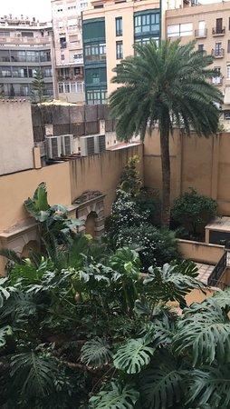 Silken Gran Hotel Havana: Vista de habitación en planta 2