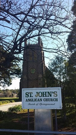 ‪St John's Anglican Church‬