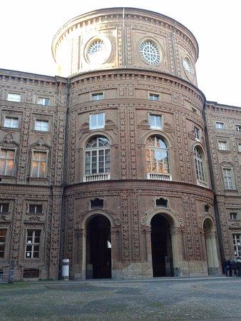 Museo Del Risorgimento Torino.Palazzo Carignano Cortile Interno Foto Di Museo Nazionale Del
