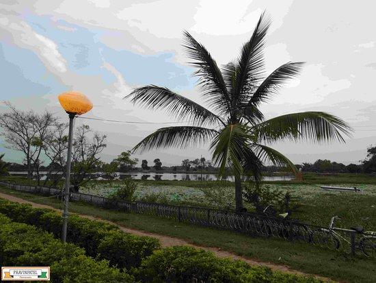 Jagdalpur, الهند: #DalpatSagarLake, #Jagdalpur, #CGTourism