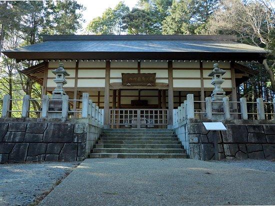 Hanno, Japón: 登りきりましたw。