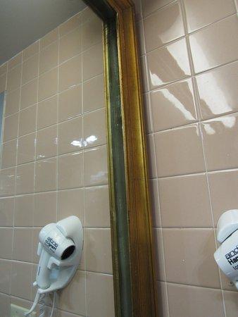 Brookville, Πενσυλβάνια: Loose mirror frame