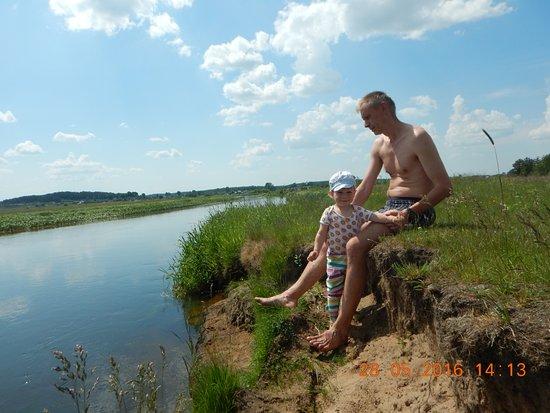 Stoubtsy, Λευκορωσία: Raka Nioman pad Stoŭbcami