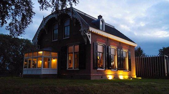 Dwingeloo, Нидерланды: Het restaurant