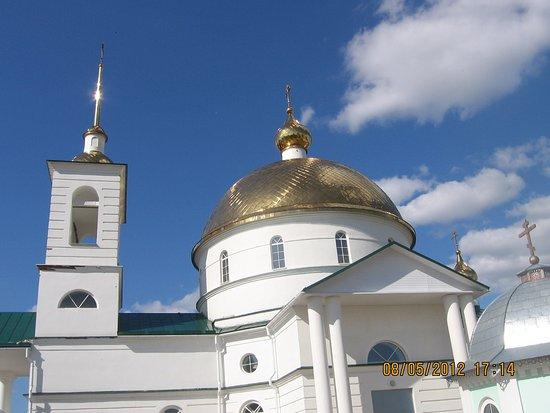 Spaso-Kazanskiy Simanskiy Monastery