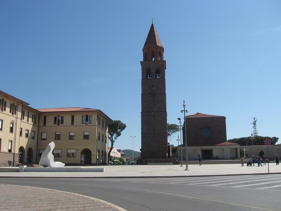Province of Carbonia-Iglesias, Italy: piazza Roma 2
