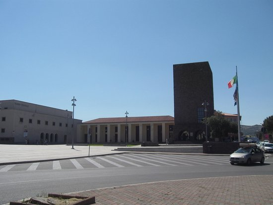 Province of Carbonia-Iglesias, Italy: piazza Roma 3