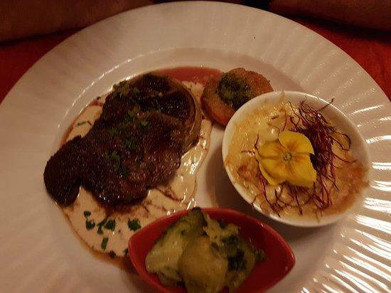 Itteville, Frankrike: Super restaurant ,très bon accueil ,plats trés raffinés. Parfait