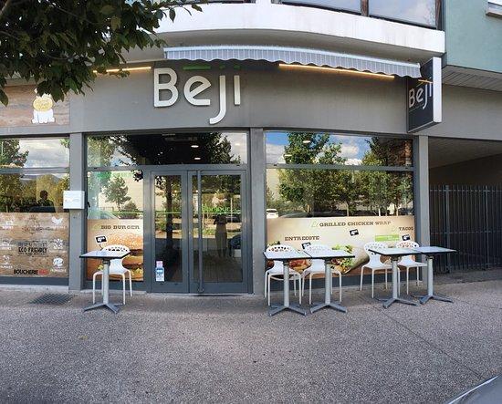Echirolles, Francia: Beji