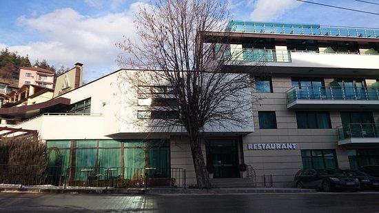 Devin, Bulgarien: Spa Hotel Persenk