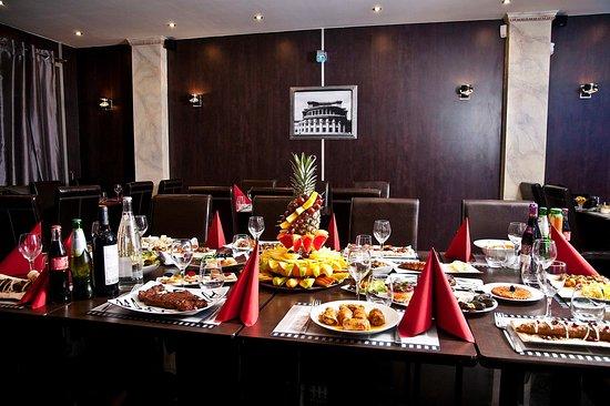 Le Jardin d\'Erevan, Alfortville - Restaurant Bewertungen ...