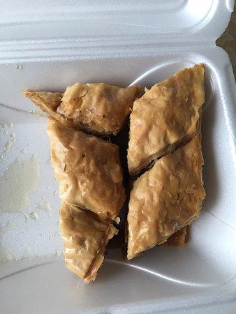 ออเบิร์น, มิชิแกน: Baklava! its as good as it looks