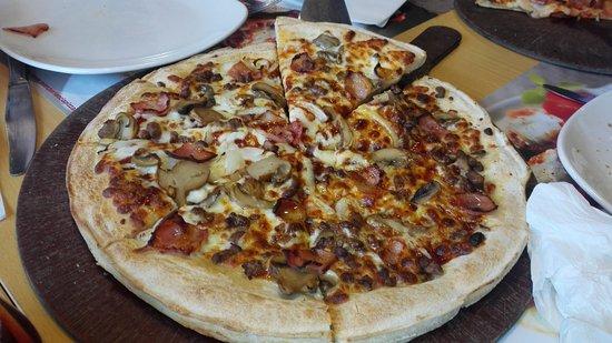Restaurante pizza hut en santander con cocina pasta y - Restaurante pizza hut ...
