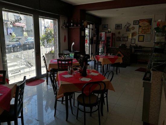Motta Sant'Anastasia, Italien: Ristorante Pizzeria del duca