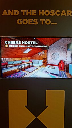 Cheers Hostel: Our Proud