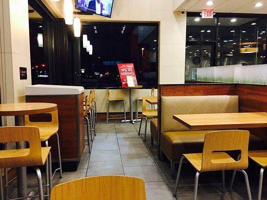 Perrysburg, Огайо: Wendy's