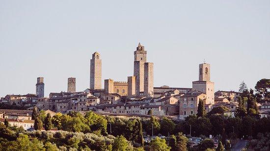 Чертальдо, Италия: San Gimignano.
