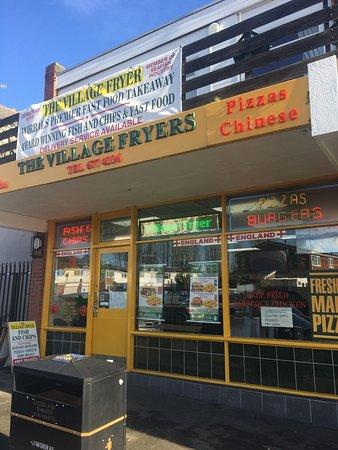 THE VILLAGE FRYERS, Upton - Updated 2019 Restaurant