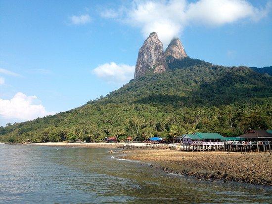 Tioman Mukut Coral Resort