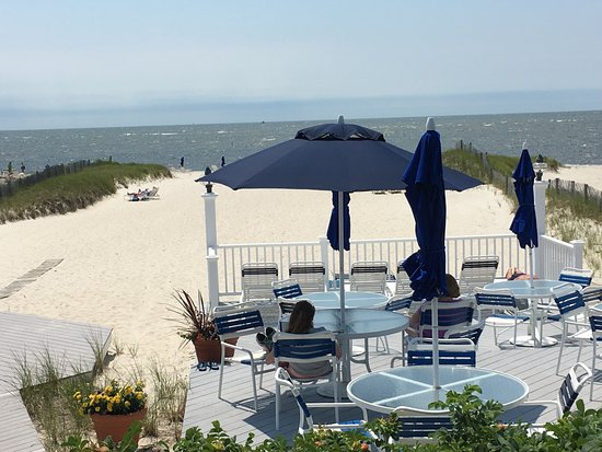 Winstead Inn and Beach Resort: peaceful scene