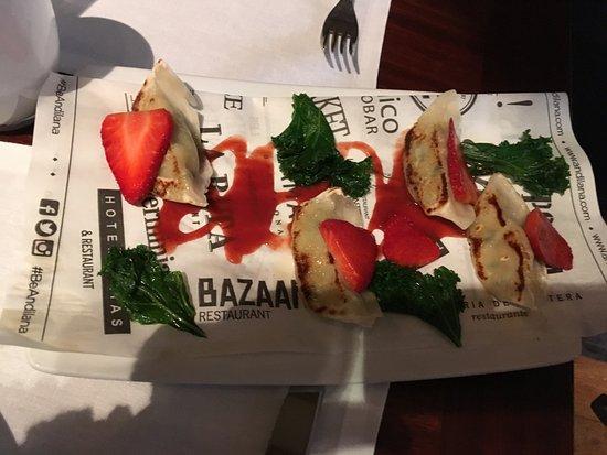 Restaurante Grill Room: Gyozas