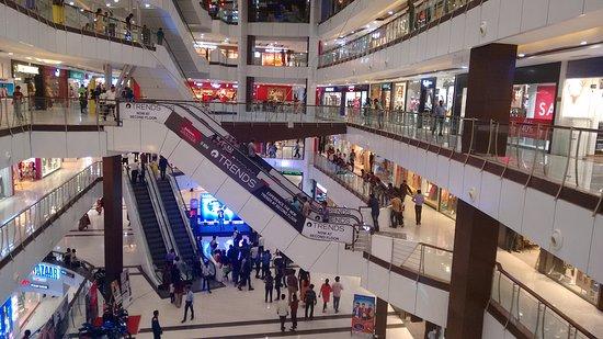 Brands In Treasure Island Mall Indore