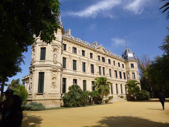 Fundación Real Escuela Andaluza del Arte Ecuestre: Palace in grounds