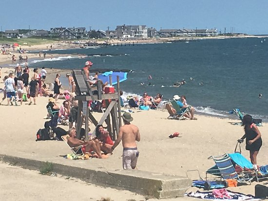 Falmouth Heights Beach Shark Watch