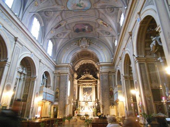 Chiesa dei Santi Gregorio e Siro