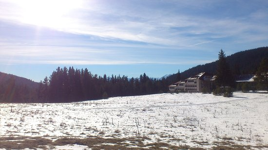 Belitsa, Bulgaria: on the top