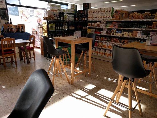 Vaterstetten, Allemagne : Inside at the caffe