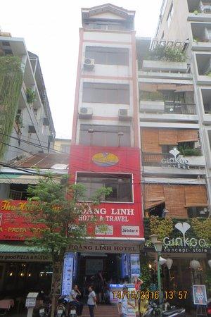 Hoang Linh Hotel Imagem