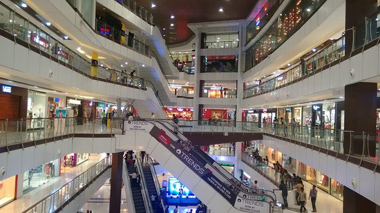 Treasure Island Mall Indore Madhya Pradesh