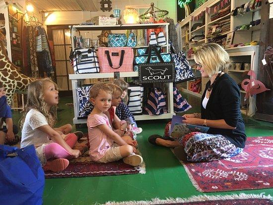 The Lemon Fair Story Time With Local Nursery School