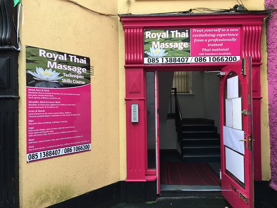 Royal Thai Massage Ennis