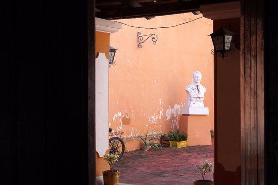 Salida A La Terraza Picture Of Museo De Felipe Carrillo
