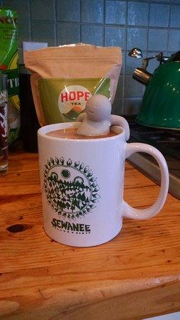 Sewanee, TN: Organic tea