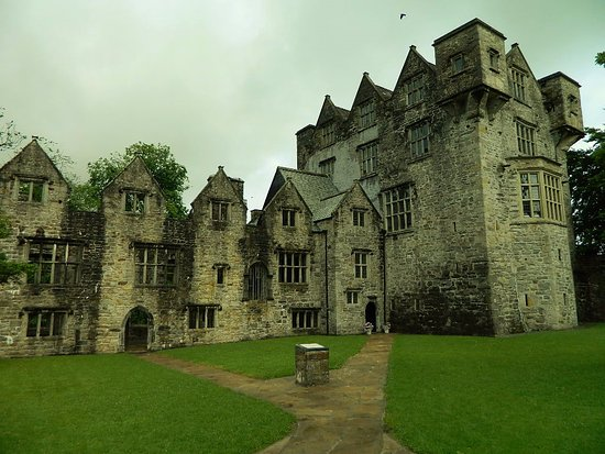 Diamond Lodgings: Donegal Castle