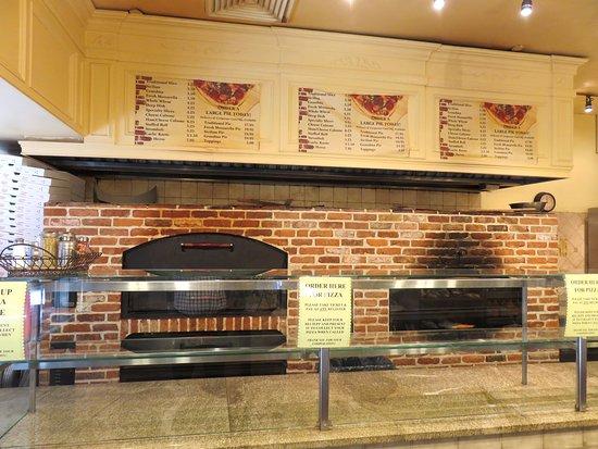 Teresa S Brick Oven Pizza Cafe New York Ny