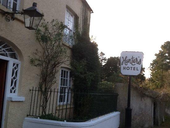 Rathnew, Ireland: Entrance